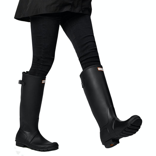 Hunter Original Back Adjustable Ladies Wellies