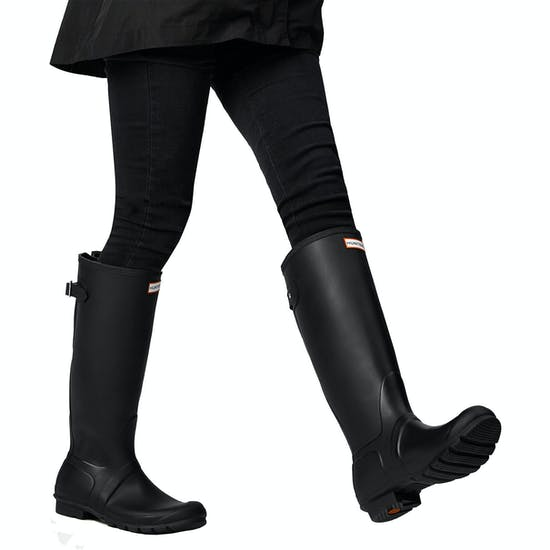 Hunter Original Back Adjustable Ladies Wellingtons