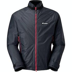 Buffalo Belay Ltd Edition Windproof Jacket - Black with Red Zips