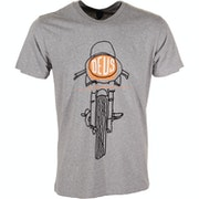T-Shirt à Manche Courte Deus Ex Machina Frontal Matchless