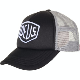 Шапка Deus Ex Machina Baylands Trucker - Black Grey