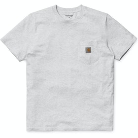 Carhartt Pocket T Shirt - Ash Heather