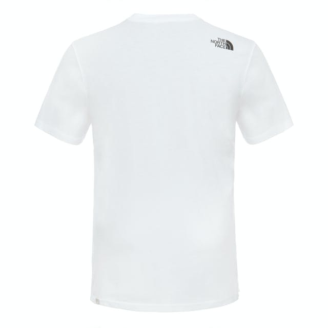T-Shirt de Manga Curta North Face Easy