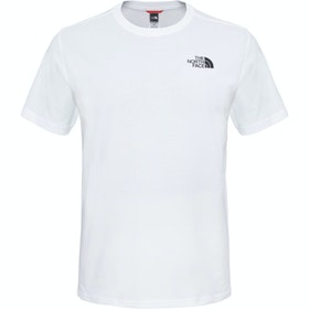 North Face Simple Dome Kortærmede T-shirt - TNF White