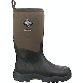Muck Boots Derwent II Mens Wellingtons - Moss