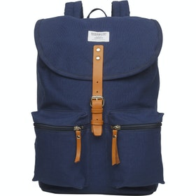 Sandqvist Roald Backpack - Blue