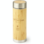 Gourde Northcore Adventure Bamboo Stainless Steel 360ml