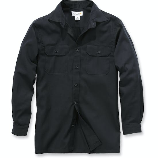 Carhartt Twill Work Long Sleeve Shirt