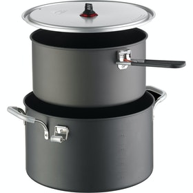 MSR Flex 4 Pot Cooking Set - Black