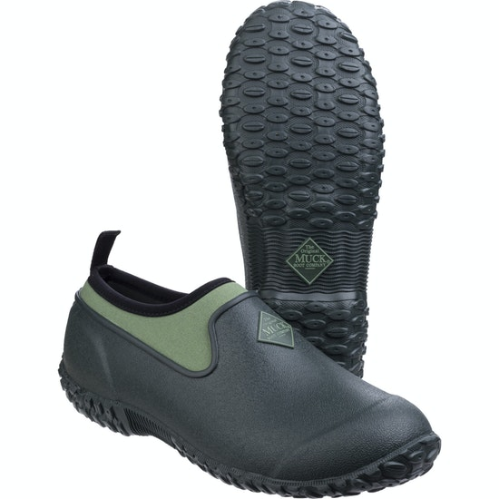 Muck Boots Muckster II Low Wellies