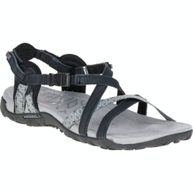 Merrell Terran Lattice II Ladies Sandals - Black