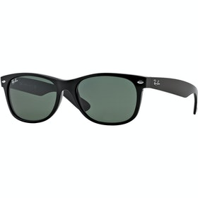 Óculos de Sol Ray-Ban New Wayfarer - Black ~ Crystal Green