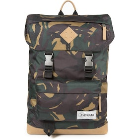Eastpak Rowlo Laptop Backpack - Into Camo