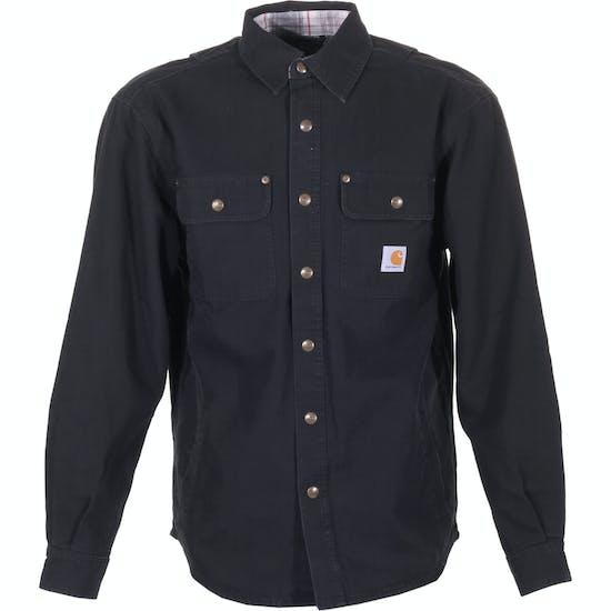 Carhartt Weathered Canvas Long Sleeve Shirt
