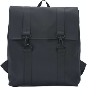 Rains Msn Rucksack - Black