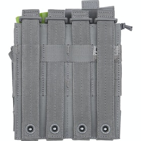 5.11 Tactical Double AR Mag Bungee-Cover Mag Pouch - Storm