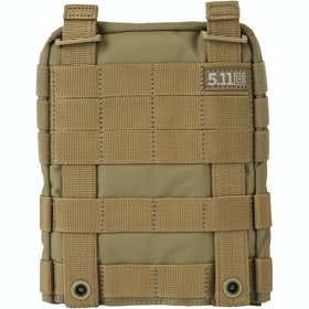 5.11 Tactical TacTec Plate Carrier Side Panel Vest - Sandstone