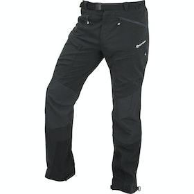 Montane Super Terra Reg Length Pants - Phantom Black