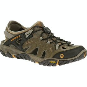 Merrell All Out Blaze Sieve ウォータースポーツ用シューズ - Brindle Butterscotch