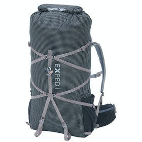 Exped Lightning 60L Hiking Rugzak - Black