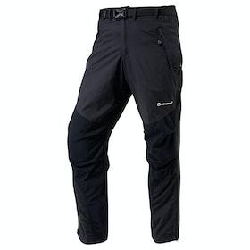 Montane Terra Long Leg Pants - Black