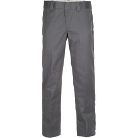 Dickies 873 Slim Straight Work Chino Pant - Charcoal Grey