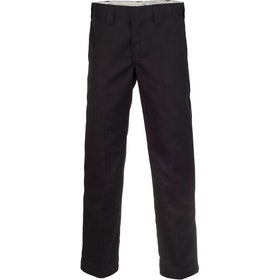 Dickies 873 Slim Straight Work Chino Pant - Black