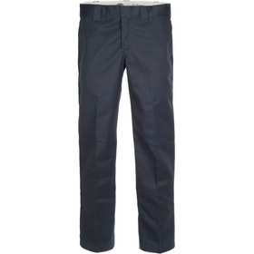 Dickies 873 Slim Straight Work Chino Pant - Dark Navy