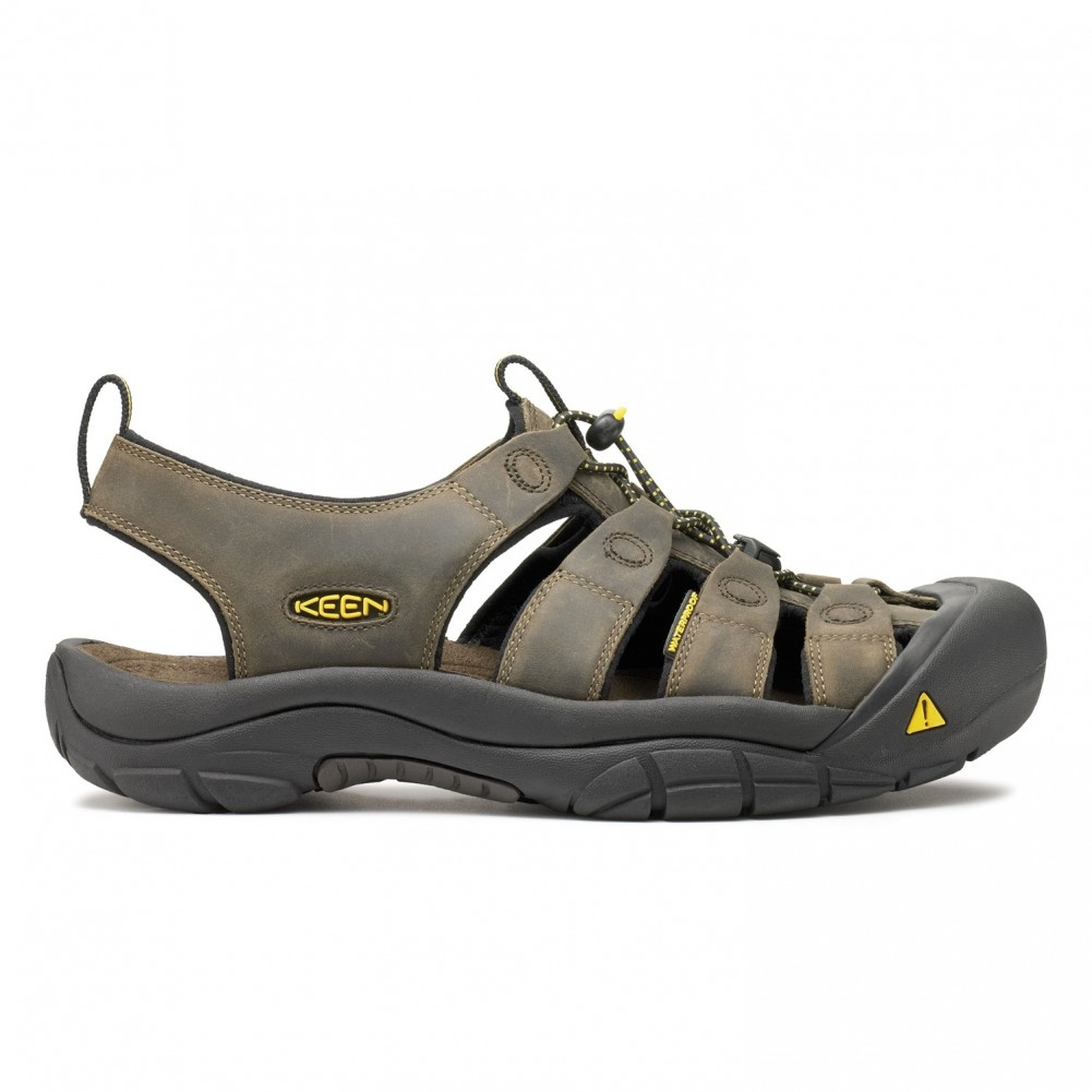 Keen NEWPORT H2 Mens Bison 1001870 Outdoor Sport Hiking Sandals Shoes