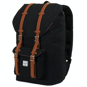 Herschel Little America Laptop Backpack - Black
