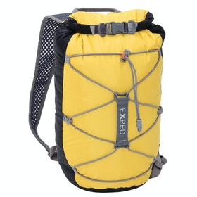 Mochilas Exped Cloudburst 25L - Black Yellow