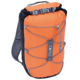 Mochilas Exped Cloudburst 25L - Black Orange