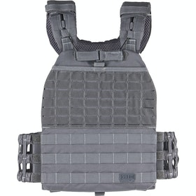 5.11 Tactical TacTec Plate Carrier Vest - Storm