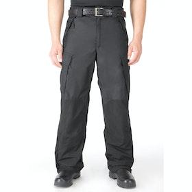 5.11 Tactical Patrol Rain Long Leg Pant - Black