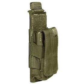 5.11 Tactical Single Pistol Bungee-Cover Pouch - Tac OD
