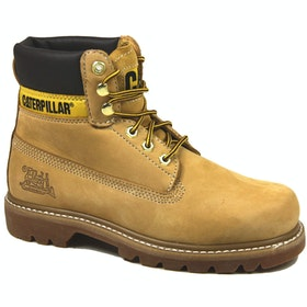 Caterpillar Colorado Boots - New Honey Nubuck