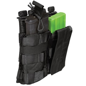 5.11 Tactical Double AR Mag Bungee-Cover Mag Pouch - Black