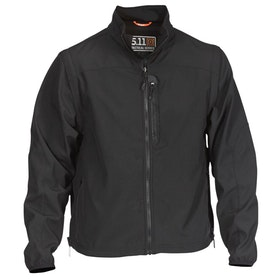 5.11 Tactical Valiant Soft Shell Jacket - Black