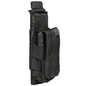 5.11 Tactical Single Pistol Bungee-Cover Pouch - Black