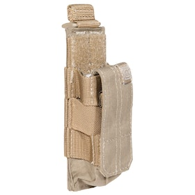 5.11 Tactical Single Pistol Bungee-Cover Pouch - Sandstone