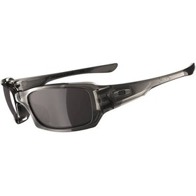 Oakley Fives Squared Livsstil solbriller - Grey Smoke ~ Warm Grey