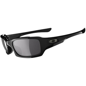 Oakley Fives Squared Zonnebril - Polished Black ~ Grey