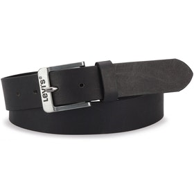Levi's Free Leren Riem - Regular Black