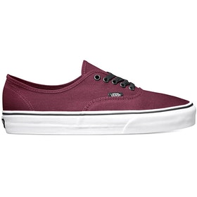 Vans Authentic Trainers - Port Royal Black