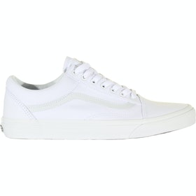 Chaussures Vans Old Skool - True White
