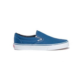 Vans Classic Slip On Trainers - Navy
