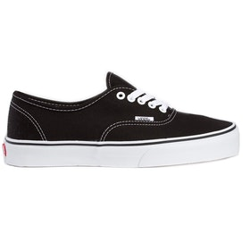 Vans Authentic Trainers - Black White
