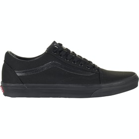 Calzado Vans Old Skool - Black Black