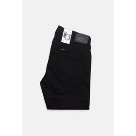 Lee Luke Slim Tapered Jeans - Black