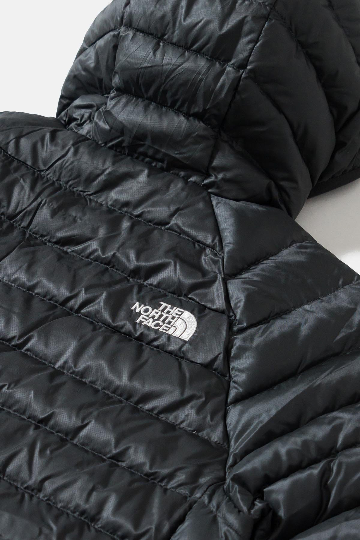 North Face Trevail Hooded Daunenjacke available from Priory